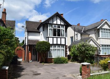 Thumbnail 3 bed detached house for sale in Park Road, Camberley, Surrey