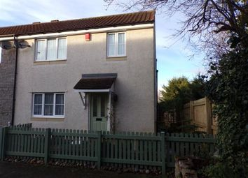 Thumbnail 3 bed semi-detached house for sale in Culverhay Close, Puriton, Bridgwater