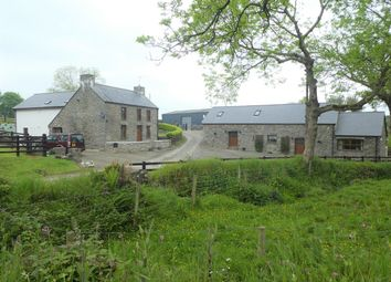 Thumbnail 8 bed detached house for sale in Llanrhystud, Ceredigion