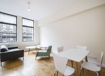 Thumbnail 1 bedroom flat to rent in The Exchange Building, Commercial Street, London