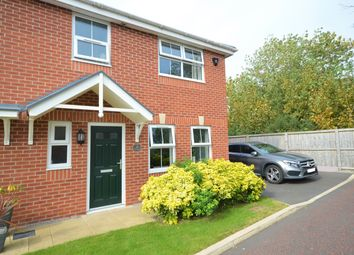 Thumbnail 3 bed semi-detached house for sale in Orchid Way, Blackpool