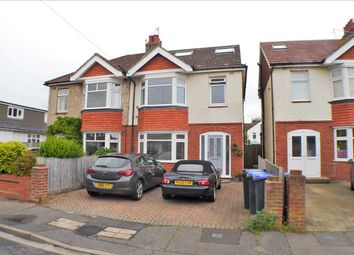 Thumbnail 4 bed shared accommodation to rent in St. Andrews Road, Worthing