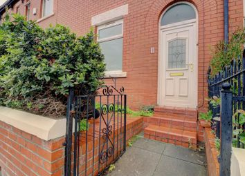 Thumbnail 2 bed terraced house for sale in Brooklands Road, Reddish, Stockport