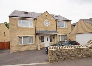 Thumbnail 6 bed detached house for sale in Old Gate House, Old Lane, Brighouse