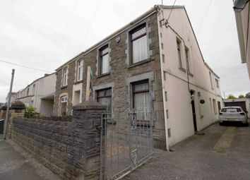 Thumbnail 4 bed semi-detached house for sale in Bryn Road, Swansea, West Glamorgan