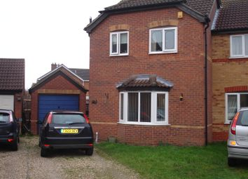 Thumbnail 3 bed semi-detached house to rent in Beechtree Close, Ruskington