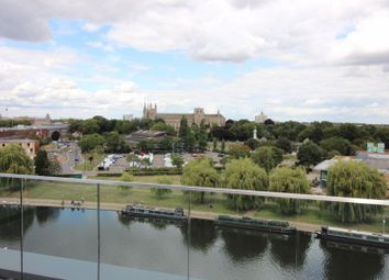 Thumbnail 3 bed flat to rent in Kitson House, Fletton Quays