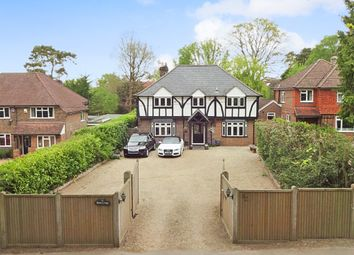 Thumbnail 4 bed detached house to rent in Copthorne Road, Felbridge, East Grinstead