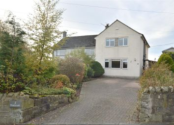 Thumbnail 3 bed semi-detached house for sale in Hazelwood Hill, Hazelwood, Belper