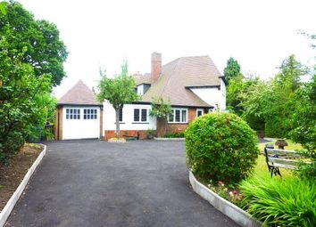 Thumbnail 3 bed detached house for sale in Lordswood Road, Harborne, Birmingham