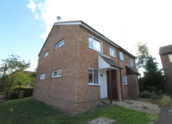 Thumbnail 1 bed terraced house to rent in Downland, Two Mile Ash, Milton Keynes