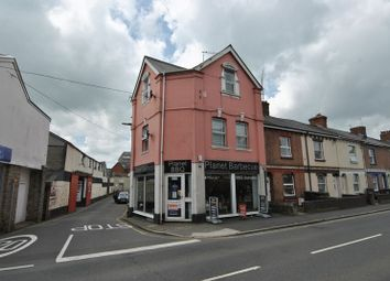 Thumbnail 1 bed flat to rent in Rolle Street, Barnstaple