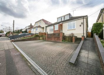 Thumbnail 4 bed bungalow for sale in Cliffe Road, Strood, Kent