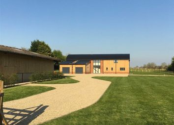 Thumbnail 5 bed detached house for sale in Denchworth, Wantage