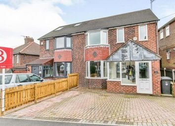 Thumbnail 4 bed semi-detached house for sale in Highfield Rise, Stannington, Sheffield, South Yorkshire