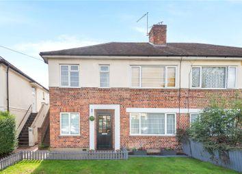 Northdown Close, Ruislip, Middlesex HA4. 2 bed maisonette
