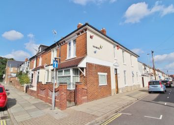 Thumbnail End terrace house for sale in Prince Albert Road, Southsea