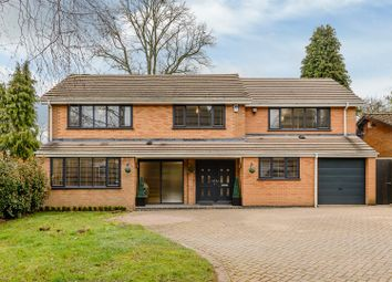 Thumbnail 4 bed detached house for sale in Fairlands Park, Off Cannon Park Road, Coventry