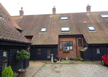 Thumbnail 3 bed terraced house for sale in Crown Street, Needham Market, Ipswich