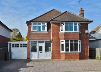 Thumbnail 4 bed detached house for sale in Surrey Road, Felixstowe