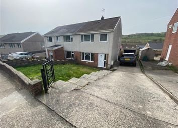 3 bed semi-detached house for sale in Tyn Y Wern, Tonyrefail, Porth CF39
