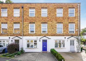 Thumbnail 5 bed town house to rent in Westmoreland Place, London