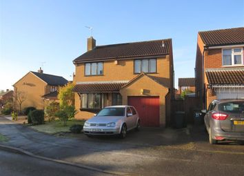 Thumbnail 4 bed detached house for sale in Winchcombe Way, Oakwood, Derby