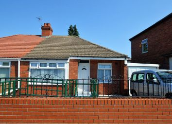 Thumbnail 2 bed semi-detached bungalow for sale in Bavington Drive, Fenham, Newcastle Upon Tyne