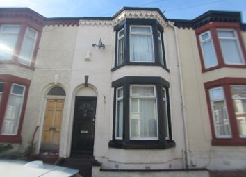 Thumbnail 3 bed property to rent in Olney Street, Walton, Liverpool