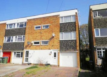 Thumbnail 3 bed town house for sale in Edelvale Road, West End, Southampton