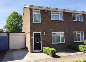 Thumbnail 3 bed semi-detached house for sale in Hastings, Stony Stratford, Milton Keynes, Buckinghamshire
