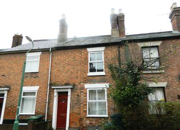 Thumbnail 2 bed terraced house for sale in 68 North Street, Castlefields, Shrewsbury. Shropshire.