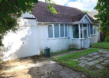 Thumbnail 2 bed bungalow for sale in Sunningvale Avenue, Biggin Hill, Westerham, Kent
