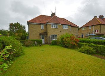 Thumbnail 3 bed semi-detached house for sale in Woodside, Ganton, Scarborough
