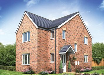 Thumbnail 3 bedroom detached house for sale in Plot 21 Hatfield, The Print Works, Peterborough