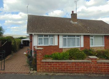Thumbnail 2 bed semi-detached bungalow to rent in Molloy Road, Shadoxhurst, Ashford