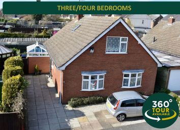 Thumbnail 4 bed property for sale in Highfield Street, Fleckney, Leicester