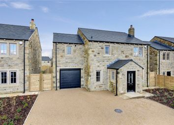 Thumbnail 4 bed detached house for sale in Aireview Terrace, Broughton Road, Skipton