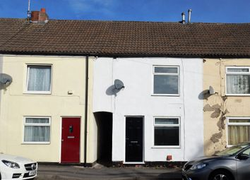 Thumbnail 2 bed terraced house for sale in Sandy Lane, Worksop