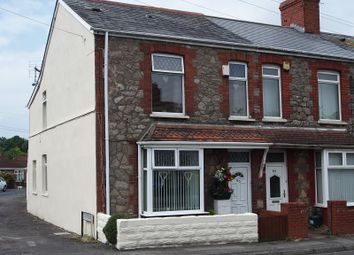 Thumbnail 3 bed end terrace house for sale in Coldbrook Road East, Barry