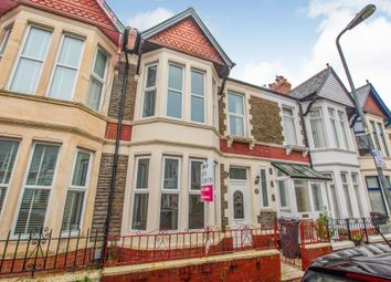 Thumbnail 3 bed terraced house for sale in Newfoundland Road, Heath, Cardiff