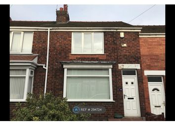 Thumbnail 2 bed terraced house to rent in Wrightson Avenue, Doncaster