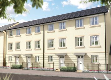 "Thumbnail 3 bedroom town house for sale in ""The Winchcombe"" at Cleveland Drive, Brockworth, Gloucester"