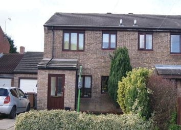 Thumbnail 3 bed semi-detached house to rent in Reed Avenue, Camperdown, Newcastle Upon Tyne