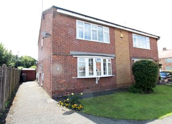 Thumbnail 1 bed flat to rent in Turner Road, Sawley, Nottingham