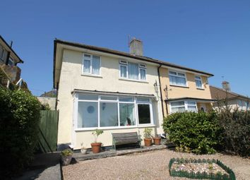 Thumbnail 3 bed semi-detached house for sale in Severn Place, Plymouth