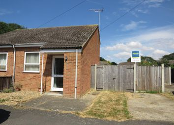 Thumbnail 1 bed semi-detached house for sale in Johnson Crescent, Heacham, King's Lynn
