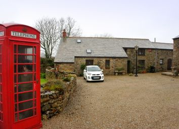 Thumbnail 3 bed cottage to rent in Killivose, Camborne