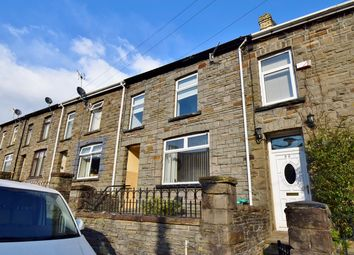 Thumbnail 2 bed terraced house for sale in High Street, Trelewis, Treharris