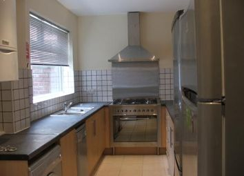 Thumbnail 4 bed terraced house to rent in Crofton Street, Rusholme, Manchester, Greater Manchester